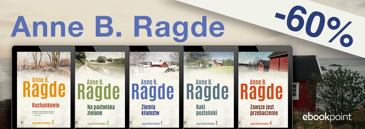 Promocja na ebooki Anne B. Ragde [-60%]