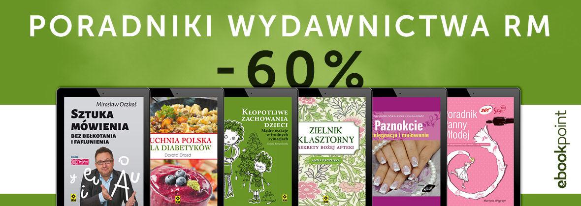 Poradniki Wydawnictwa Rm 60 Ebooki Księgarnia