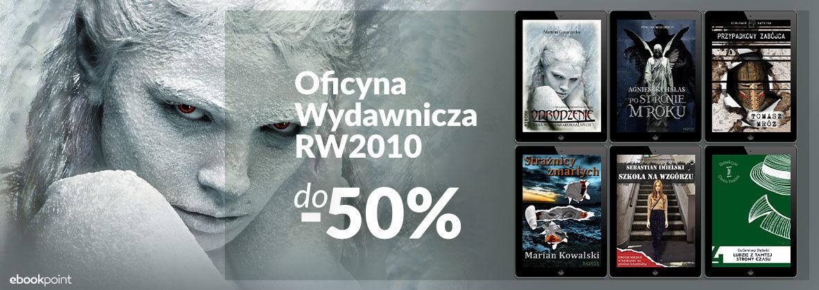 Promocja na ebooki RW2010 [Cała oferta do -50%]