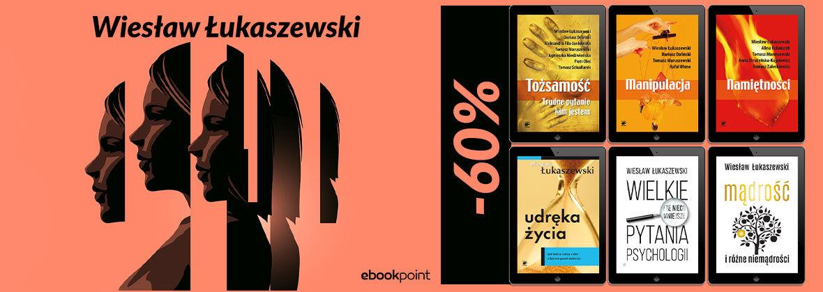 Promocja na ebooki Wiesław Łukaszewski [-60%]