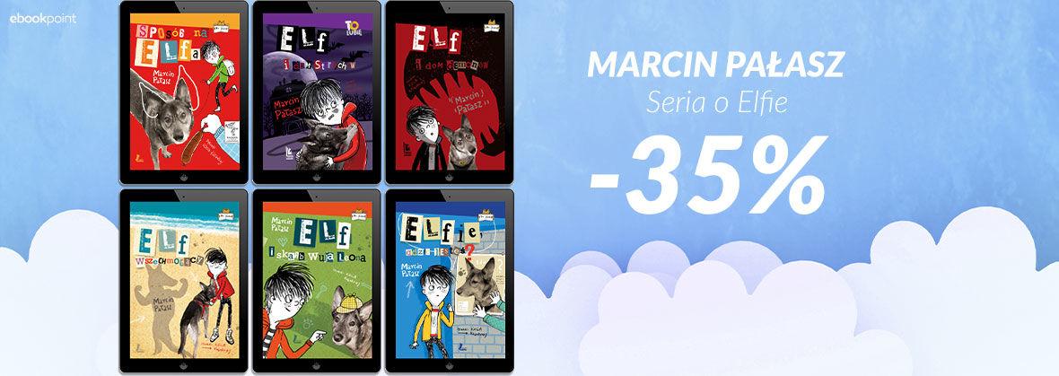 Wydawnictwo Literatura Seria O Elfie 35 Ebooki
