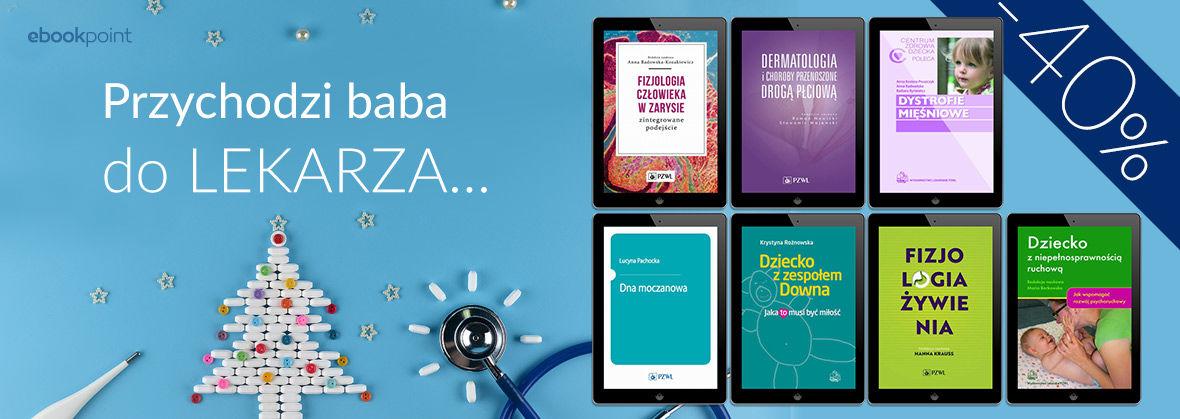 Promocja na ebooki Przychodzi baba do lekarza... [-40%]