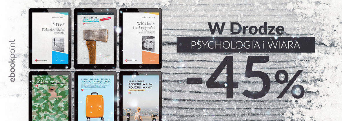Promocja na ebooki Psychologia i wiara [Wydawnictwo W Drodze]