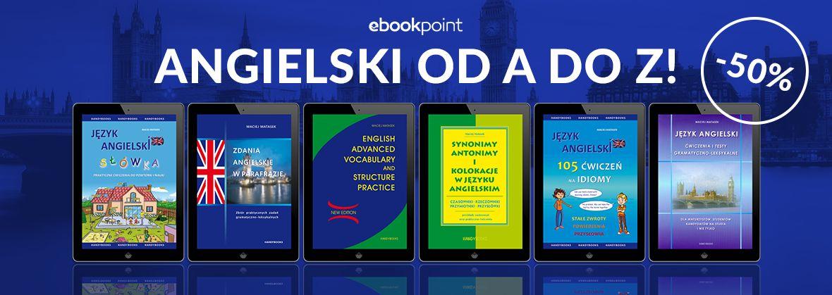 Promocja na ebooki Angielski od A do Z [-50%]