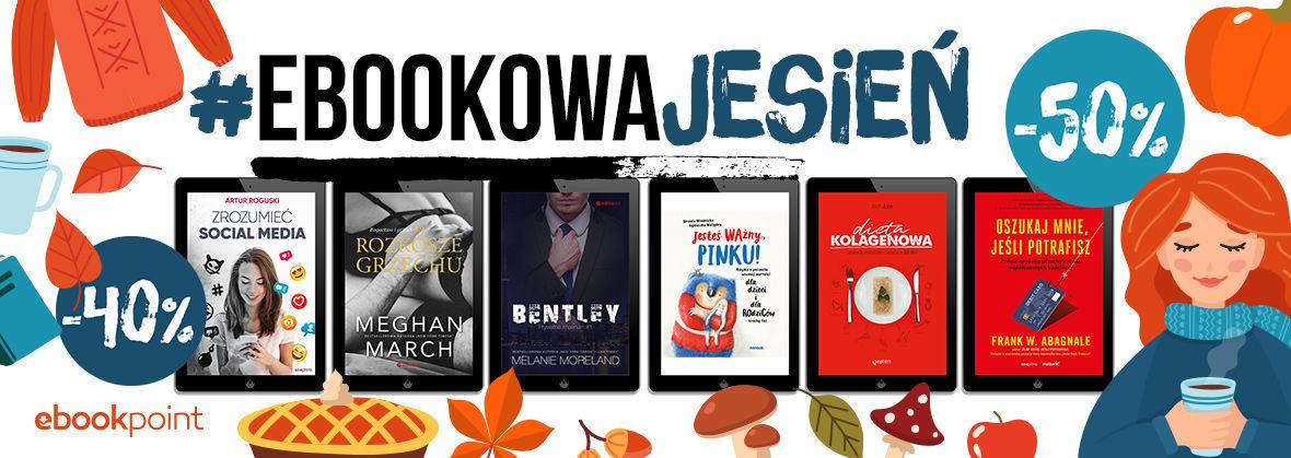 Promocja na ebooki #EbookowaJesień