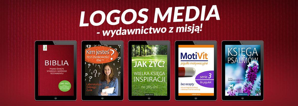 Promocja na ebooki LOGOS MEDIA