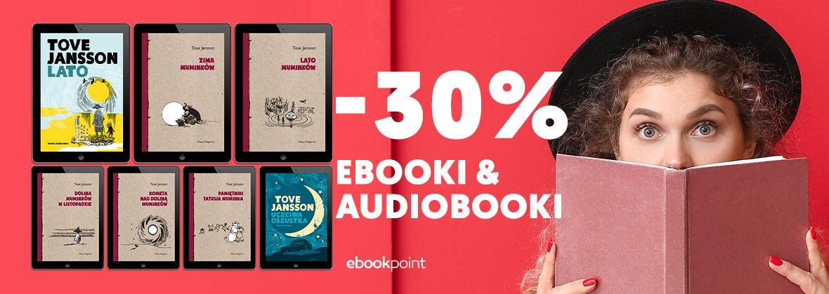 Promocja na ebooki Odwiedź Dolinę Muminków! / Tove Jansson -30%