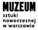Logo - Muzeum Sztuki Nowoczesnej w Warszawie