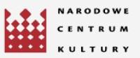Logo - Narodowe Centrum Kultury
