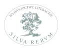 Logo - Wydawnictwo Literackie Silva Rerum
