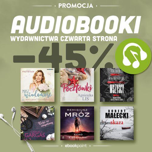 czwarta strona audiobooki
