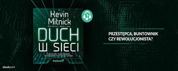 Kevin Mitnick - Duch w sieci audiobook