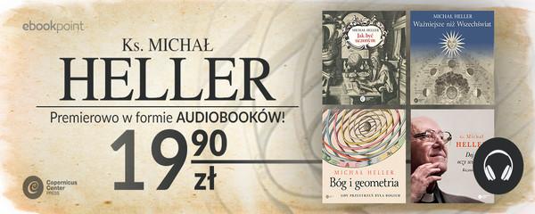Audiobooki Michał Heller