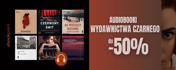 czarne audiobooki
