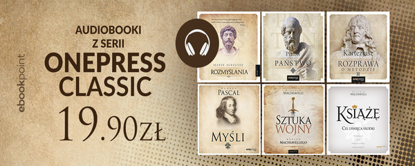 Audiobooki seria Onepress Classic