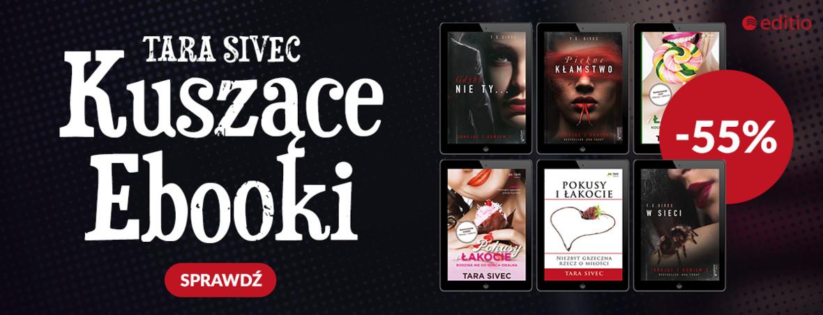 [-55%] Tara Sivec ~ Kuszące EBOOKI