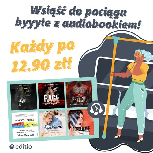 W drogę z Audiobookiem