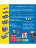 Minionki. Stwórz ciekawe projekty z klocków LEGO