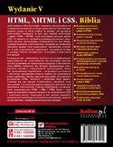 HTML, XHTML i CSS. Biblia. Wydanie V