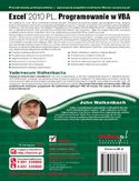 Excel 2010 PL. Programowanie w VBA. Vademecum Walkenbacha