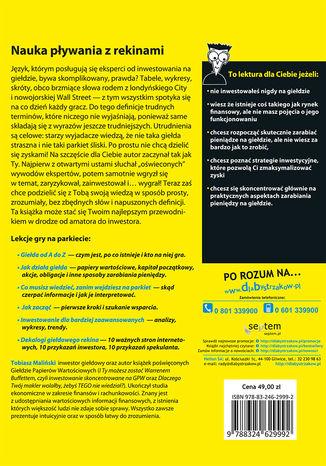 Okładka książki Giełda Papierów Wartościowych dla bystrzaków
