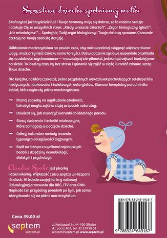 Okładka książki Czas na dziecko. Poradnik dla dojrzałych matek