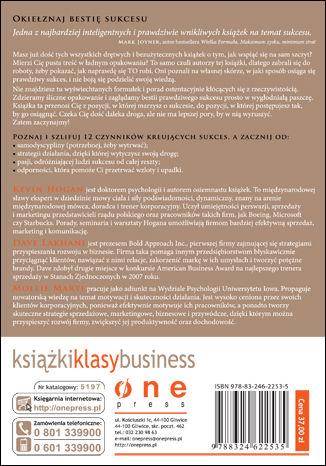 Tył okładki książki/ebooka 12 sekretów sukcesu w biznesie