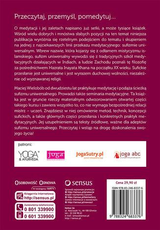 Tył okładki książki/ebooka Medytacja w życiu codziennym