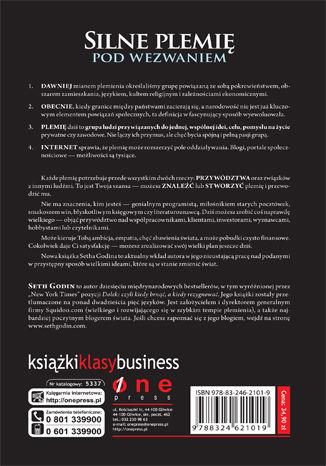 Okładka książki Plemiona 2.0. Zostań internetowym przywódcą