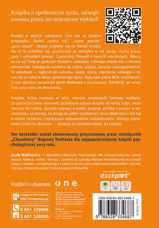 Okładka książki Pełna MOC możliwości (Wydanie ekskluzywne + Audiobook mp3)
