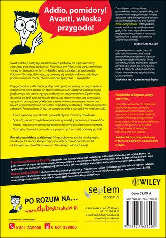 Okładka książki Włoski dla bystrzaków