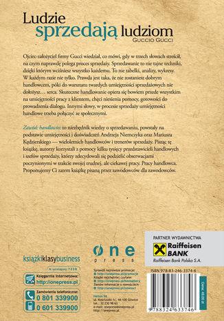 Okładka książki Zawód: handlowiec. Skuteczna sprzedaż bez manipulacji