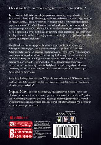 Tył okładki książki/ebooka Kasa i perwersje (Kasa i perwersje #1)