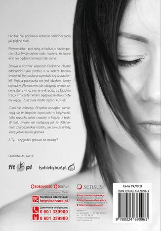 Tył okładki książki/ebooka Piękna papryczka uwodzi kształtem. Zamień kilogramy na zabójczą pewność siebie. Wydanie II rozszerzone
