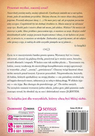 Tył okładki książki/ebooka Różowa rękawiczka. O tym, jak to, co przeżywamy, ma wpływ na to, jacy jesteśmy