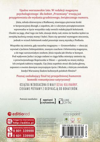 Tył okładki książki/ebooka Gwiazdeczka