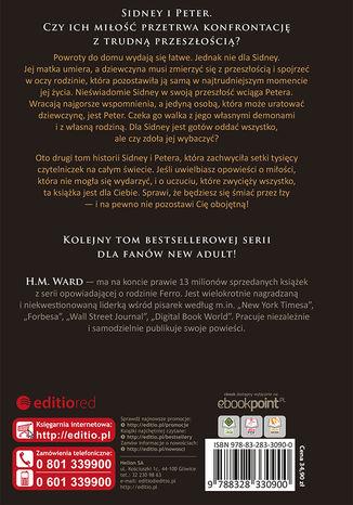 Tył okładki książki/ebooka Zranieni 2
