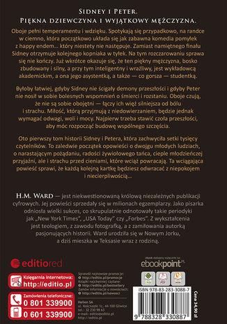Tył okładki książki/ebooka Zranieni