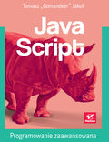 JavaScript. Programowanie zaawansowane