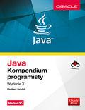 Java. Kompendium programisty. Wydanie X