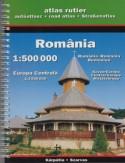 Rumunia. Atlas turystyczny