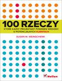 Księgarnia 100 rzeczy, które każdy projektant powinien wiedzieć o potencjalnych klientach