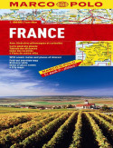 Francja mapa 1:800 000 Marco Polo