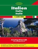 Włochy. Mapa Freytag & Berndt / 1:600 000