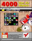 Księgarnia 4000 ikon dla Windows
