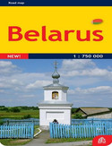 Białoruś. Mapa Jana Seta / 1:750 000