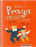 Praga dla młodych podróżników. Przewodnik Express Map