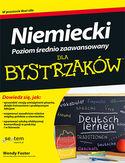 Niemiecki dla bystrzaków. Poziom średnio zaawansowany