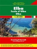 Elba Toskania południowa. Mapa 1:30 000 / 1:150 000