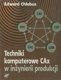 Księgarnia Technika komputerowa CAx w inżynierii produkcji